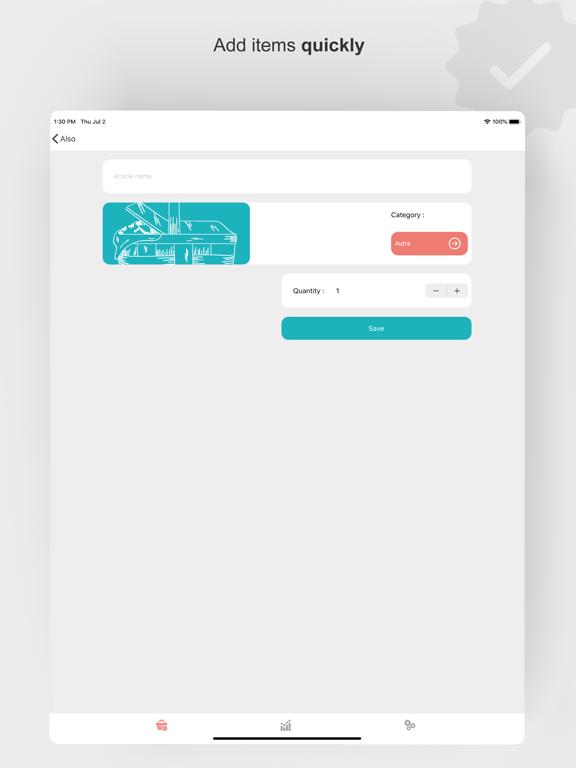 AdduceList screenshot 10