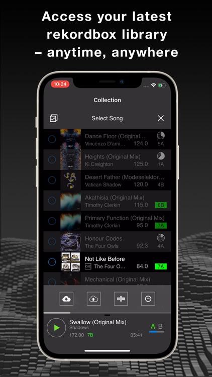 rekordbox - DJ Music Manager screenshot-5