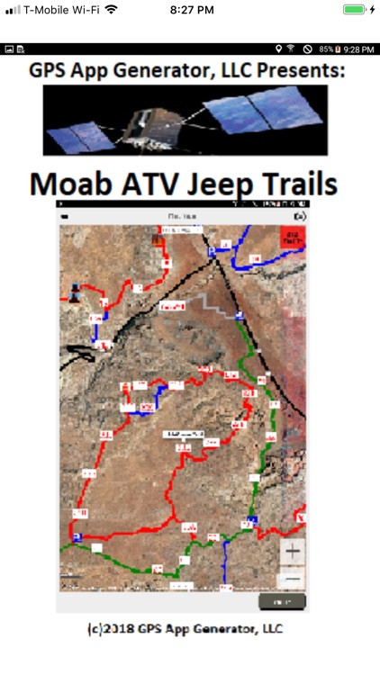 Moab ATV Jeep Trails