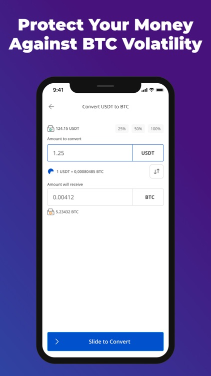 Paxful Bitcoin Wallet screenshot-4