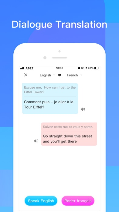 Translator -AI & Real time Screenshot