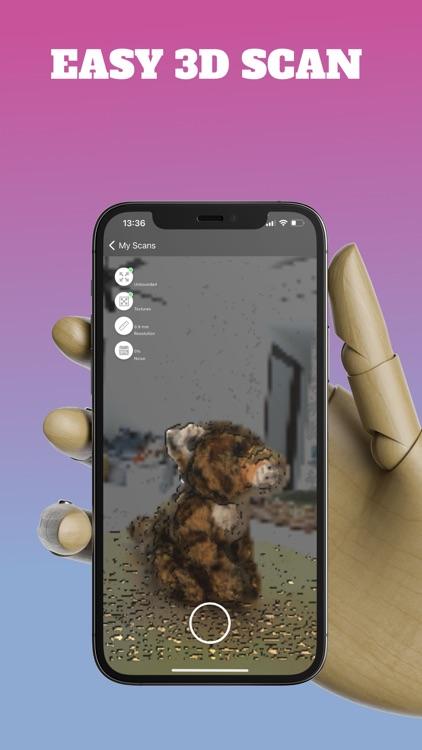 3D Scanner App screenshot-0