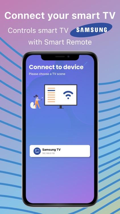 Remote control for Samsung screenshot-5
