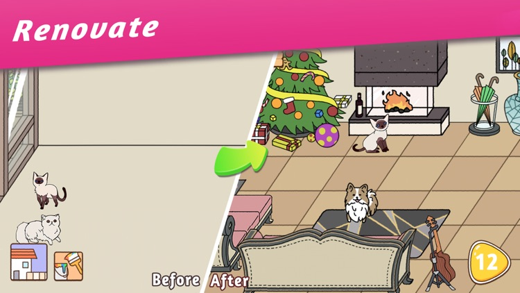 Meow Home-Design & Decorate