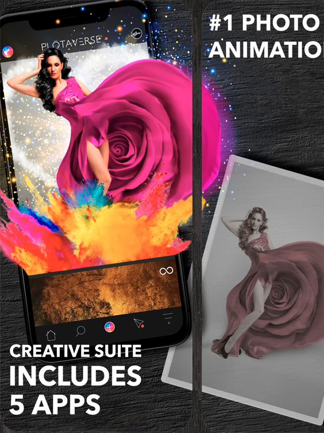 643x0w Plotagraph+ Photo Animator – iOS App kostenlos in der Apple Store App erhältlich Apple iOS Technologie