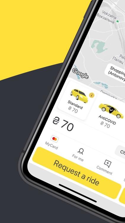 Uklon: More Than a Taxi