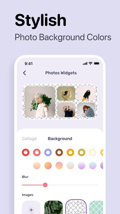 Photo Widget: Photo for Home screenshot-3