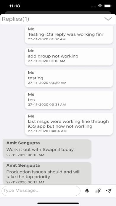 messages.download EchoApp software