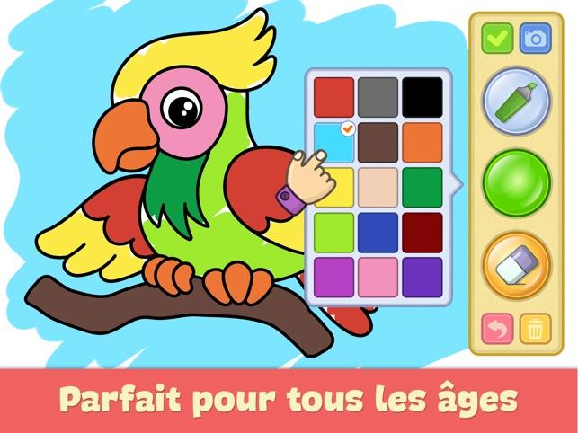 Jeux De Coloriage Pour Bebe 3 Dans L App Store
