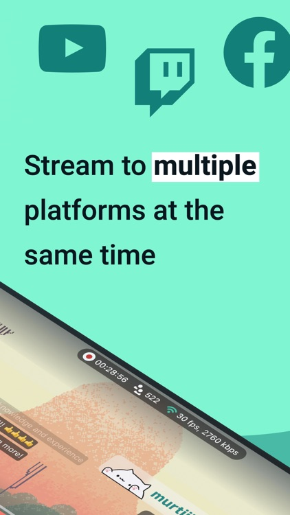 Streamlabs: Live Streaming App screenshot-2