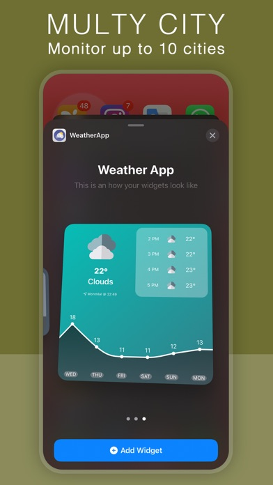 Hey Weather Screenshot