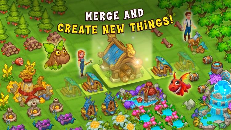 World Above: Merge games screenshot-3