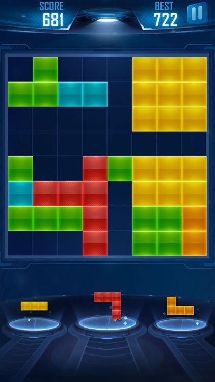 Puzzle Game Blast screenshot-3