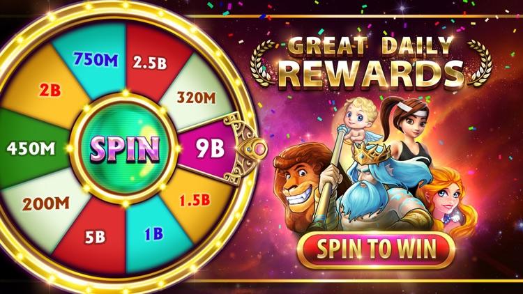 Let's Vegas Slots screenshot-0