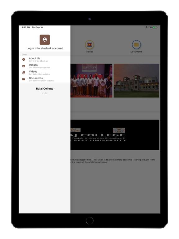 Bajaj College Ludhiana screenshot 5