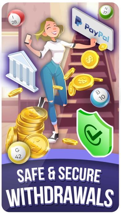 Bingo - Real Money Prizes screenshot 5