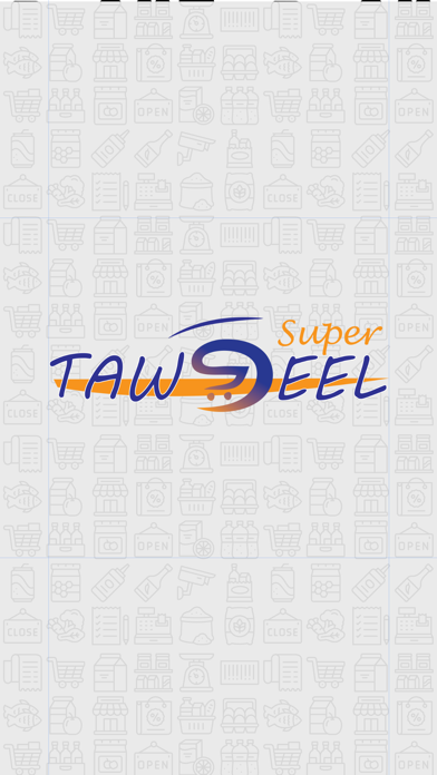 Super Tawseel Deliveryلقطة شاشة1