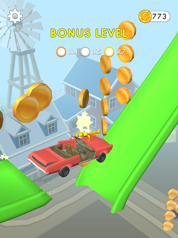 Car Flip -  Parking Heroes screenshot 11