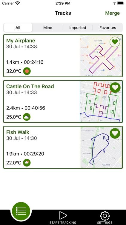 Walk&Draw screenshot-6