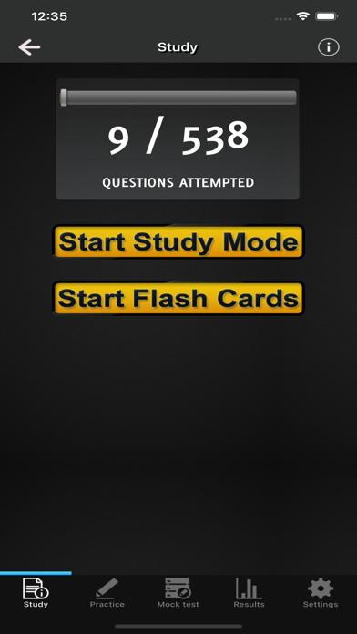 NCE Counselor Exam Practice - screenshot 2