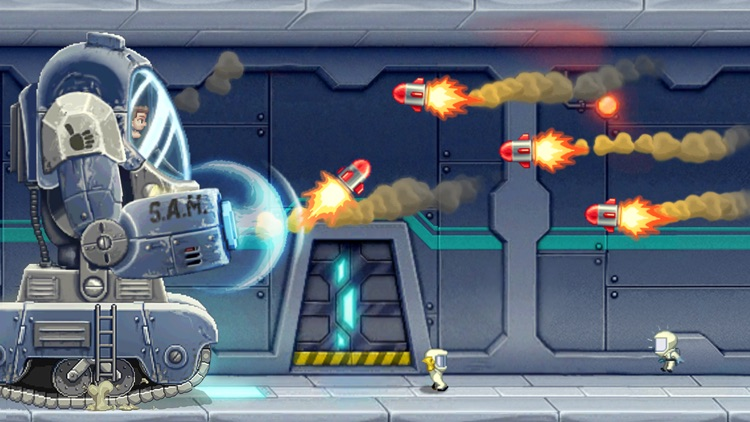 Jetpack Joyride screenshot-4