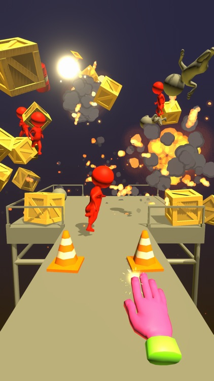 Magic Finger 3D screenshot-3
