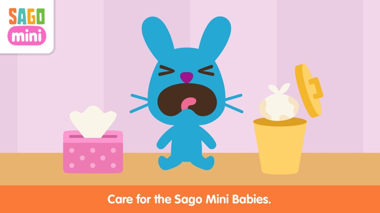 Sago Mini Babies Daycare screenshot-1