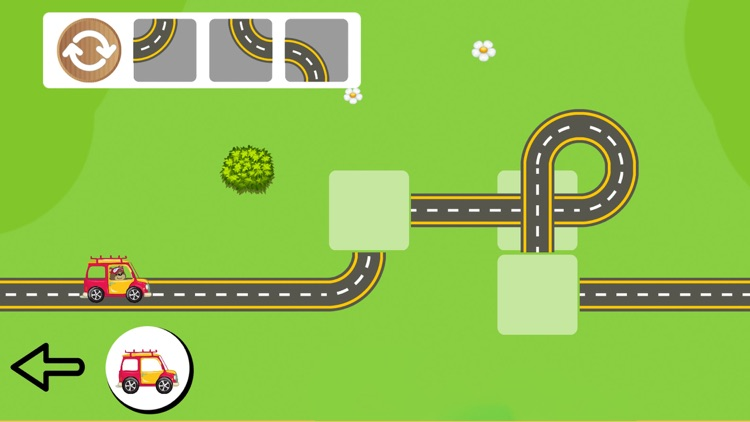 Car games for kids 4 years old