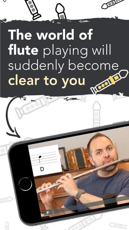 Flute Music Tutor App screenshot-7