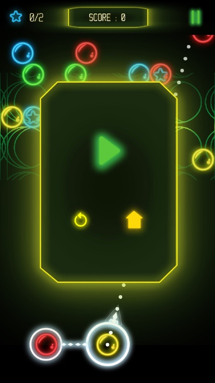 Bubble Shooter Glow screenshot-6