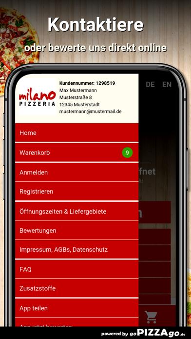 Milano Ibbenbüren screenshot 3