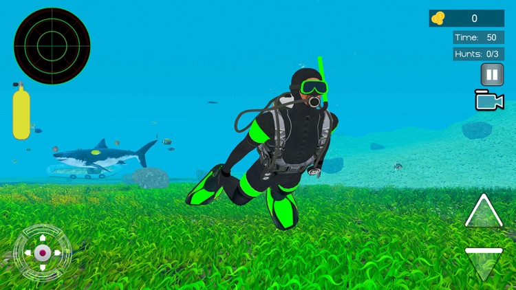 Scuba Diving Deep Sea Swimming screenshot-5