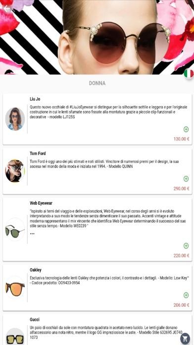 Ottica Center screenshot 2