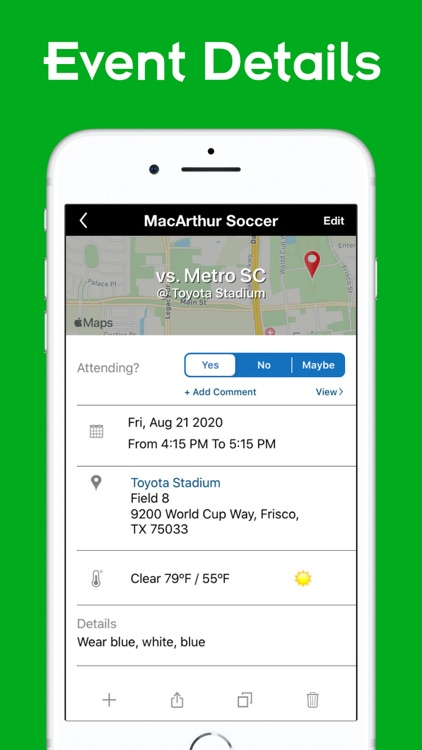 TeamReach – Your Team App screenshot-3