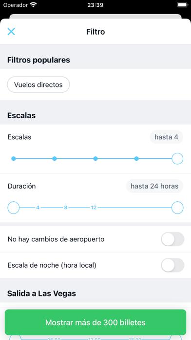 iTraveler - flights and hotelsCaptura de pantalla de4