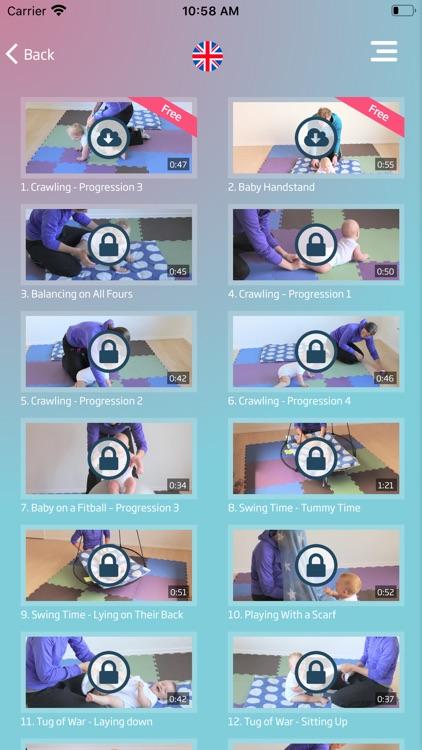 Baby Exercises & Activities