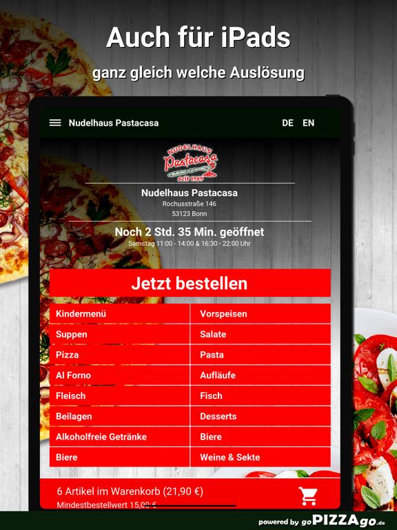 Nudelhaus Pastacasa Bonn screenshot 7