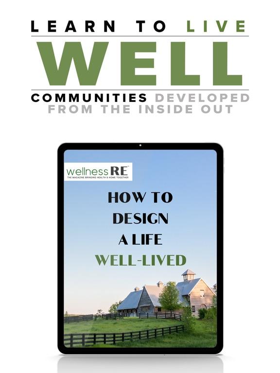 WellnessRE Magazine screenshot 7