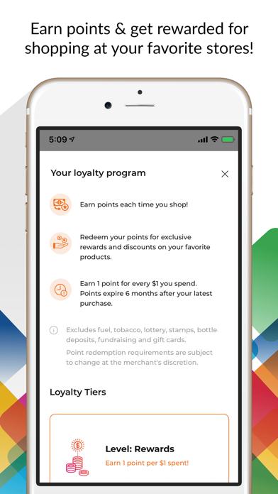 messages.download AppCard - Buy. Earn. Redeem. software