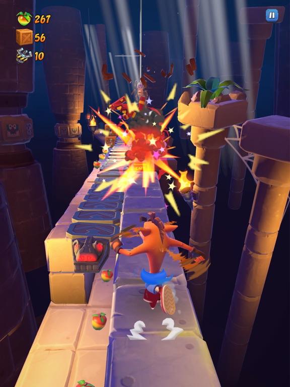 Crash Bandicoot: On the Run! screenshot 13