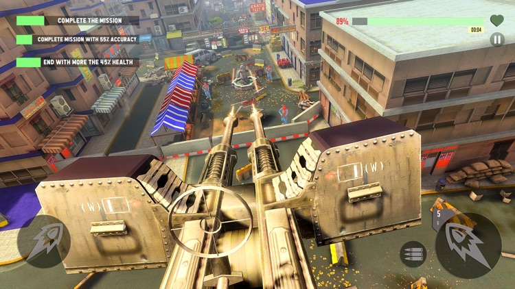 Sharpshooter Gun Shooting Game screenshot-3