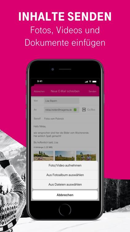 Telekom Mail – E-Mail-Programm screenshot-6