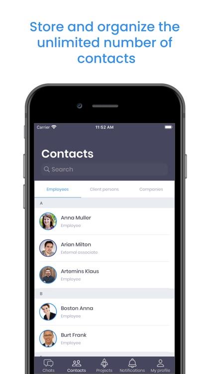 Gauss Box Mobile screenshot-3