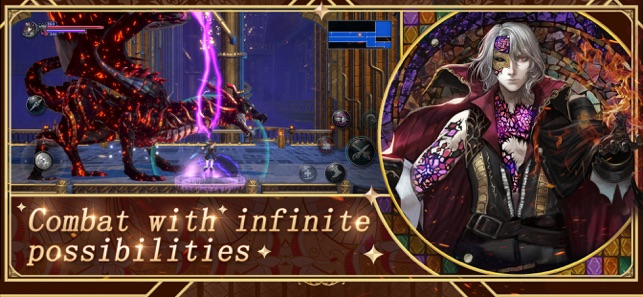 Bloodstained:RotN, game for IOS
