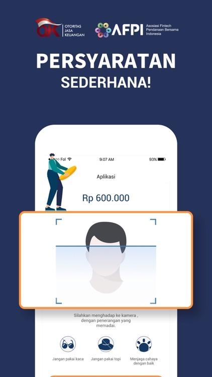 Kredito - Pinjaman Uang Online screenshot-3