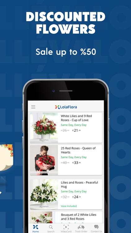 LolaFlora – Flower Delivery screenshot-6