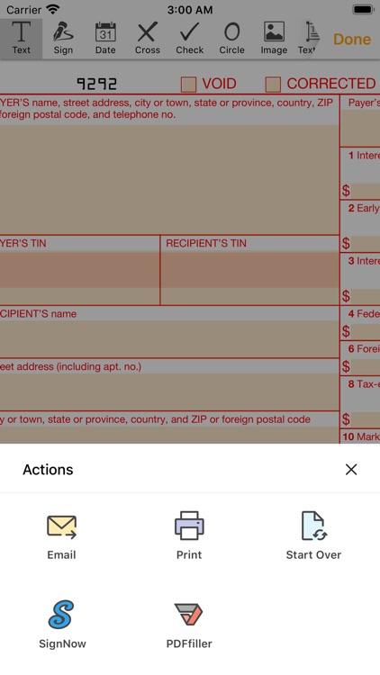 1099INT Form screenshot-4