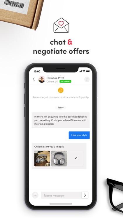 Paperclip - Buy, Sell & Swap screenshot-3