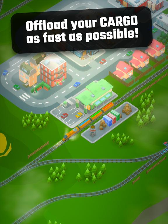 Cargo Rush screenshot 7