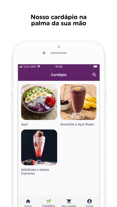 MyPurple Açaí screenshot 3